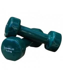 Hantelki Epoxy - 2 x 1,5 kg