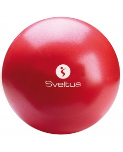Piłka do ćwiczeń 25 cm (czerwona), Sveltus