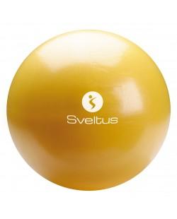 Piłka do ćwiczeń 25 cm (żółta), Sveltus