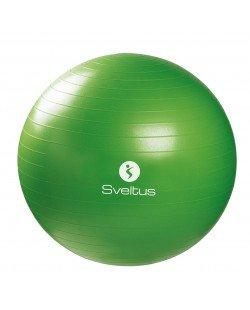Piłka do ćwiczeń 65cm (zielona), Sveltus