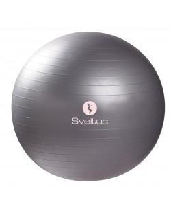 Piłka do ćwiczeń 65cm (szara), Sveltus