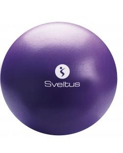 Piłka do ćwiczeń 25 cm (fioletowa), Sveltus