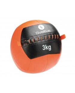 Wall ball 3 kg Sveltus
