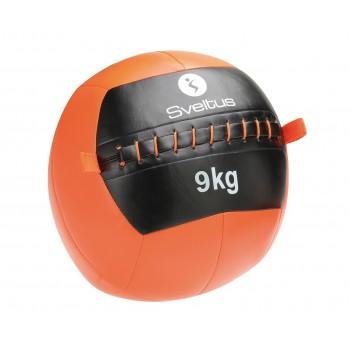 Wall ball 9 kg Sveltus