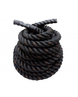 Lina treningowa BATTLE ROPE 15 m 38 mm, Sveltus