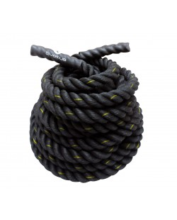 Lina treningowa BATTLE ROPE 10 m 26 mm, Sveltus