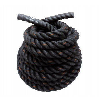 Lina BATTLE ROPE 10 m 38 mm, Sveltus
