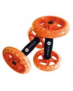 Podwójne kółko do ćwiczeń mięśni brzucha (Ab Wheel)