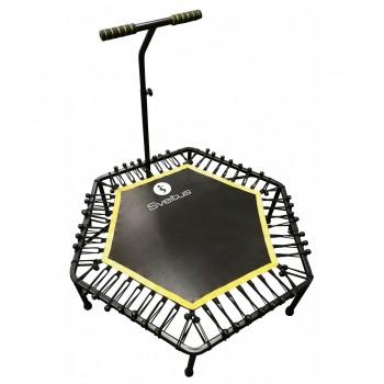 Trampolina do ćwiczeń sześciokątna 120 cm, Sveltus