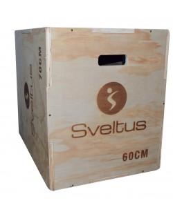 Drewniana skrzynia Plyo Box do ćwiczeń