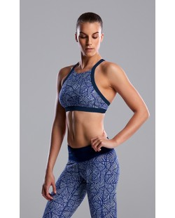 Top sportowy damski FUNKITA Crop Top Huntsman