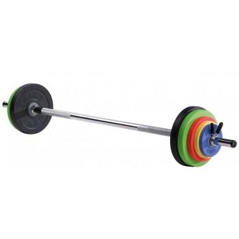 Sztanga fitness zestaw 26kg
