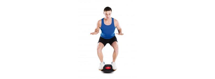 Sprzęt do ćwiczeń równoważnych