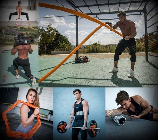 Sklep z akcesoriami fitness i sprzętem do ćwiczeń Fitelia.pl